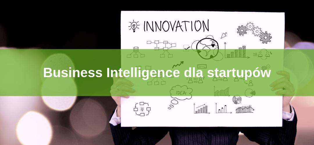 Business Intelligence dla startupów